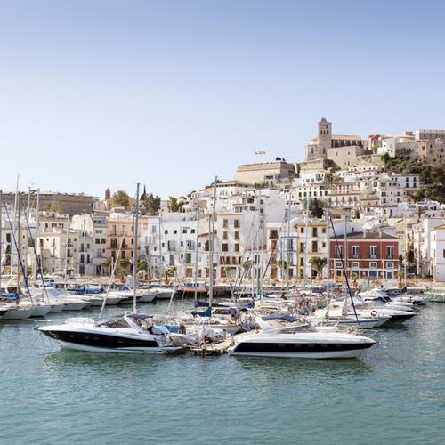 Ibiza harbour property buyers