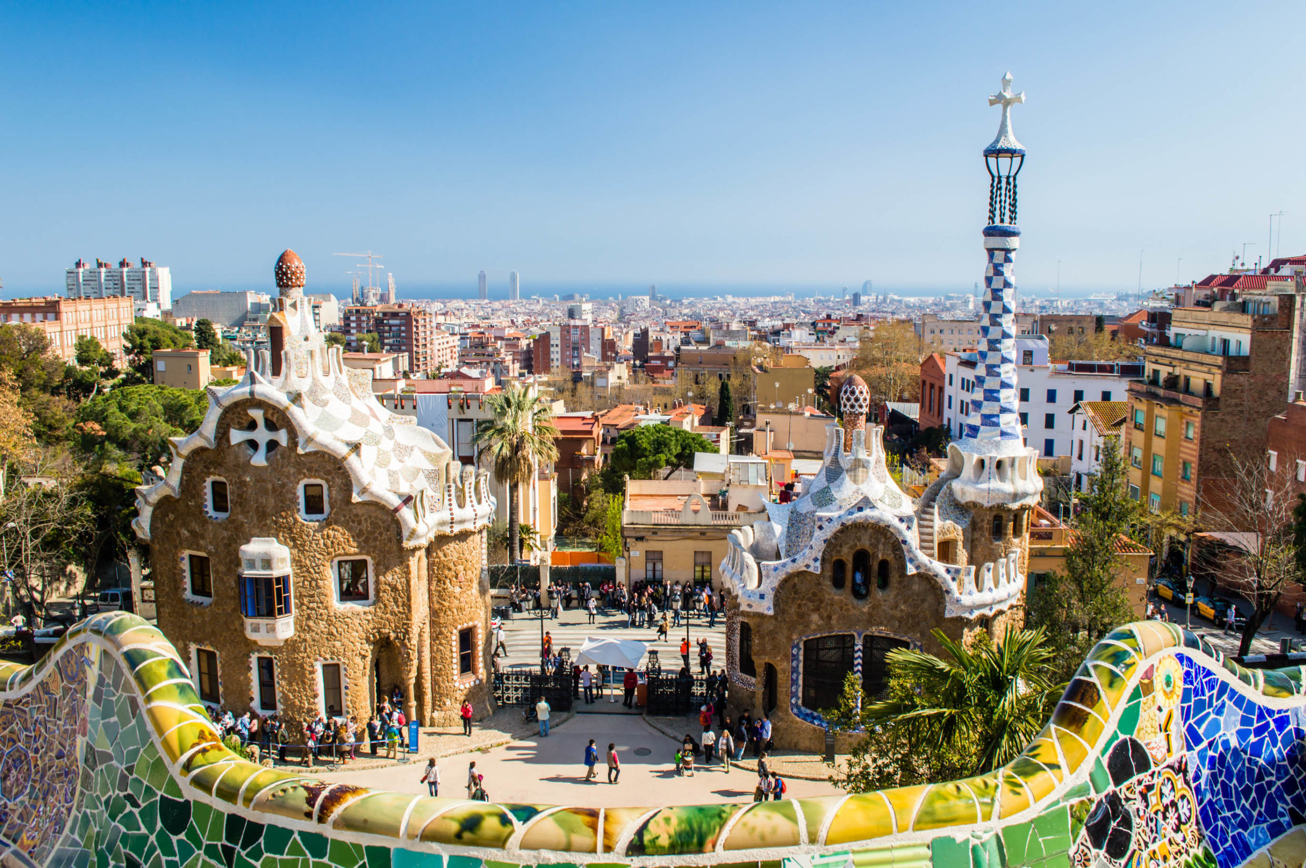 Barcelona Property Parque Guell